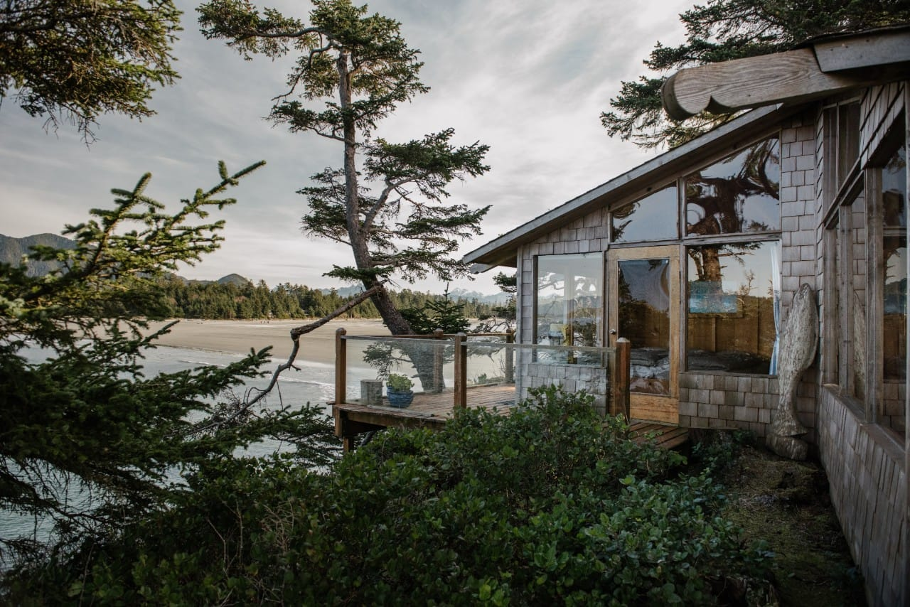 ucluelet vacation property